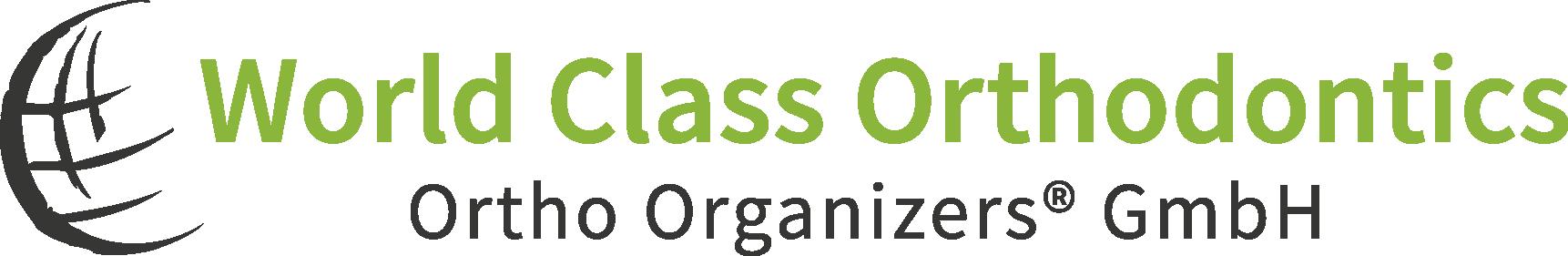 World Class Orthodontics – Ortho Organizers GmbH Logo